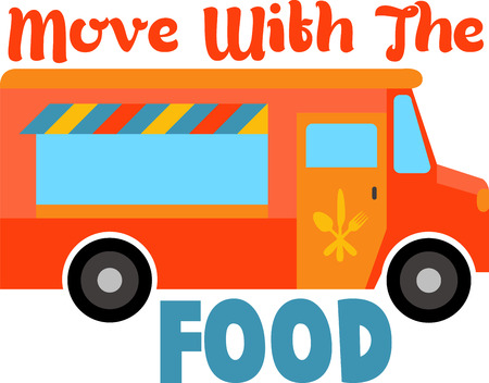 appetite: Whatever youre craving find the trucks to satisfy your appetite. Illustration