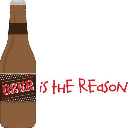 맥주가없는 당신의 인생을 상상할 수 없다면 아마도 자수 패턴으로이 디자인을 가지고 살아야 할 것입니다. 일러스트