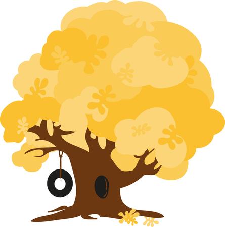 Oak Tree bladeren zijn best om eenvoudige en natuurlijke decoraties val om uw huis te geven een klassieke touch.
