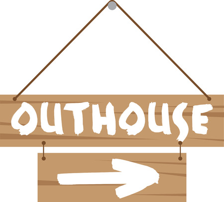 outhouse: Items Shown with this product can be sold commercially