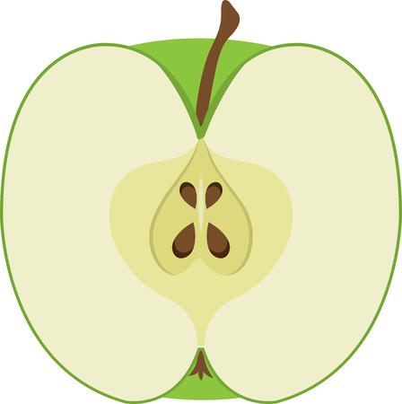 この健康的なりんごは、fruitloving 友人に最適です。