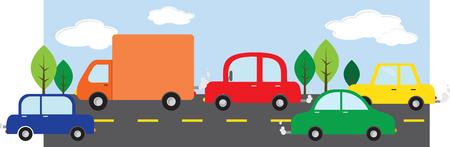 avoid: Ride vehicles on street and avoid traffic
