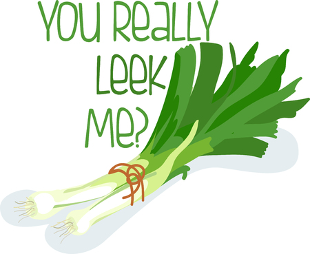 really: Eat leeks in tide and garlic in May and all the year after physicians may play Illustration