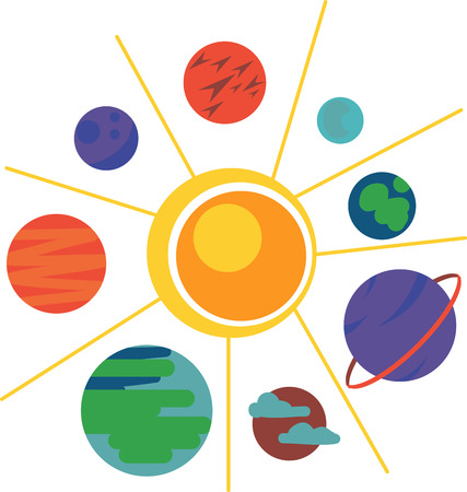 We humans at Earth are a part of the large solar system