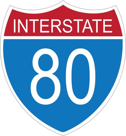 kies de brede waaier van interstate teken ontwerp van borduurpatronen.