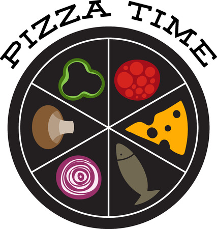 sardine: A food wheel for the pizza chef. Choose your ingredient and order it to go.