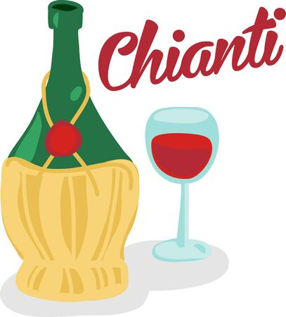 Italian wine lovers drink Chianti.