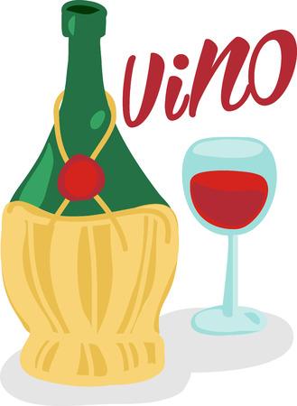 Italian wine lovers drink Chianti.