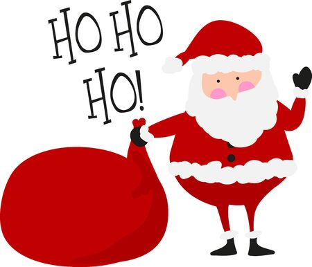 st  nick: May all your dreams come true, this Christmas. May Santa Claus bring joy and luck to you.