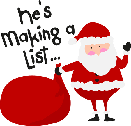 hes: May all your dreams come true, this Christmas. May Santa Claus bring joy and luck to you.