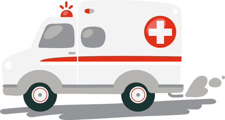 emt: The ambulance is just a convenientfreequick way to get there patient.pick those design by embroidery patterns.