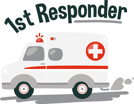 medics: The ambulance is just a convenientfreequick way to get there patient.pick those design by embroidery patterns.
