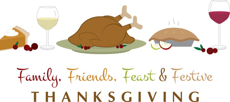 Use this Thanksgiving banner for your holiday project.