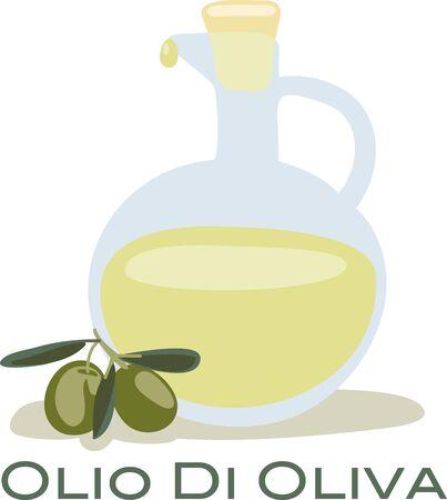 botella de aceite de oliva: