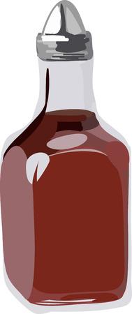 salatdressing: Essig ist der Sohn von Wein