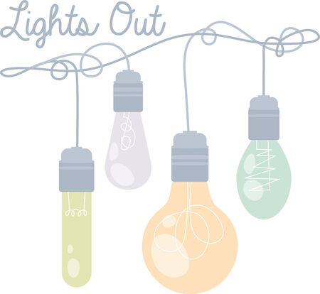 sure: These light bulb designs are sure to light up your project.