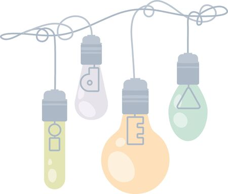These light bulb designs are sure to light up your project.