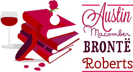 wine book: These book designs are perfect for the reader in your life! Illustration