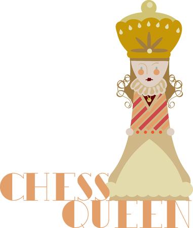 fun game: Chess players will like this fun game piece.