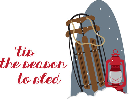Sleders will like showing off their favorite winter activity.
