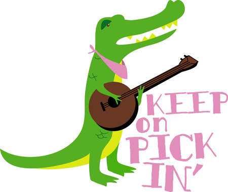 childs: Cute musical animals will look good in a childs room.