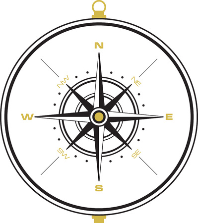 A nice compass for direction to go in.