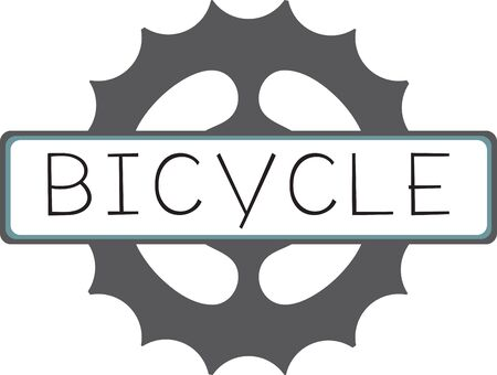two wheeler: Bike riders will like a bicycle theme project.