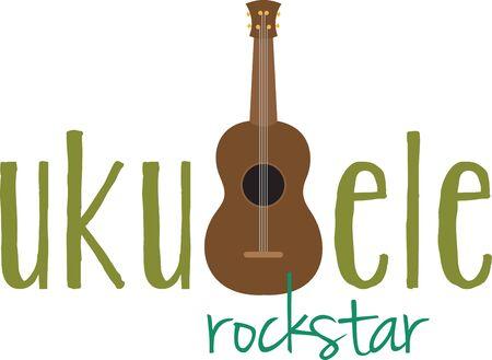 Music lovers will enjoy a ukuele project.