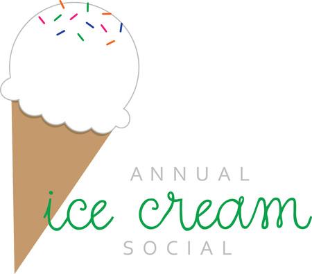 sorbet: Everyone loves a delicious ice cream treat.