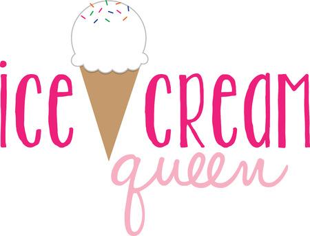 Everyone loves a delicious ice cream treat.