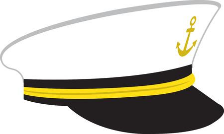 Wees de kapitein van uw schip. Stockfoto - 42408859