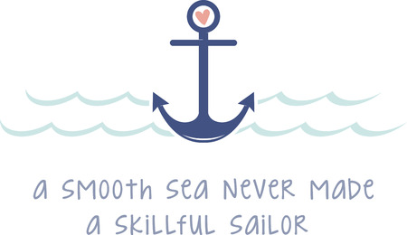 Enjoy boating with a sailor project.