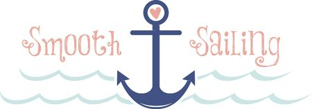 boating: Enjoy boating with a sailor project.