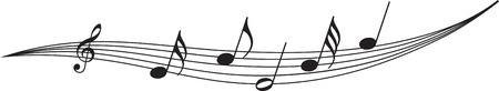 chord: Strike the right chord with this contemporary design on your music instrument cover or just on any clothing. Illustration