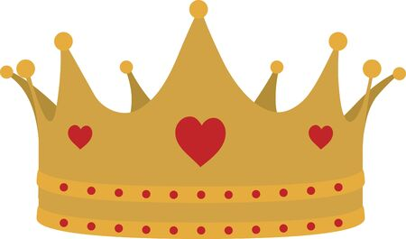 fashion accessories: Always look royal with this Crown design on any of yours or kids clothing  fashion accessories.