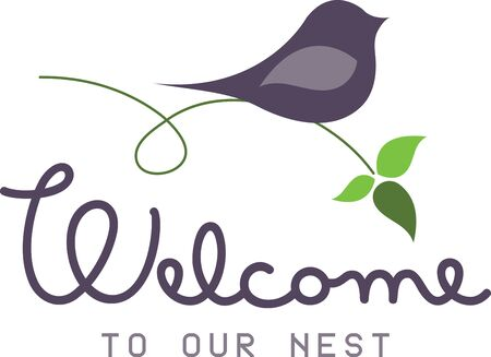 This beautiful Bird design would look great on any of your furniture clothing, kitchen towel, chef apron or personal clothing.