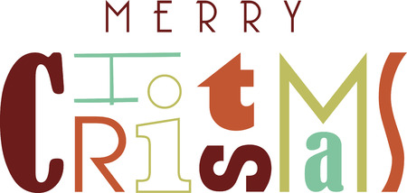 good cheer: At Christmas play and make good cheer, for Christmas comes but once a year. So make this holiday season special with this design for your Christmas project.