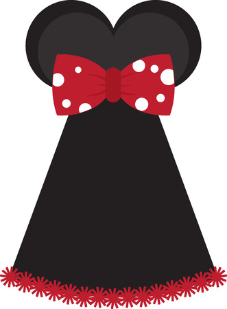 Make your kids feel special! They would love this design on their party outfit.