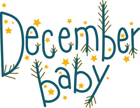 December is a month of lights, snow and feasts. Its time to brighten up your Christmas holiday project with this beautiful text design. Çizim