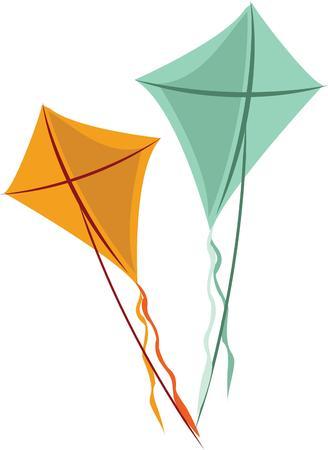 귀하의 의복이나 액세서리에 대한 동기 부여가되는 디자인으로 연과 같이 날으십시오. 일러스트
