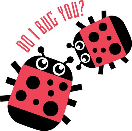 office accessories: Beat the workplace bugs with this design on any of your office accessories.