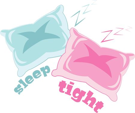 nights: Relax  have a good nights sleep with this design on your pillow covers.