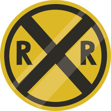 traffic warden: Use this cross roads design for a fun gift to your favourite traffic cop or warden.