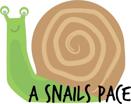 steady: Slow  steady by nature! Move at a Snails pace and reach out your aim.