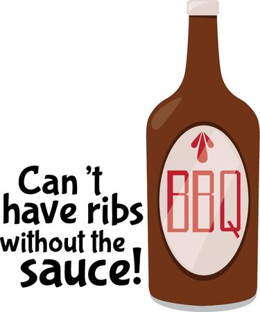 condiment: Add this BBQ sauce for more smokey flavor