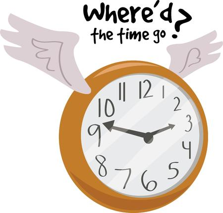 Time is free but its is priceless. You cant own it but you can use it. You cant keep it but you can spend it. Once youve lost it you can never get it back. 向量圖像