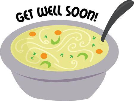 Verwen uzelf en uw vrienden met een kop lekkere en gezonde soep.
