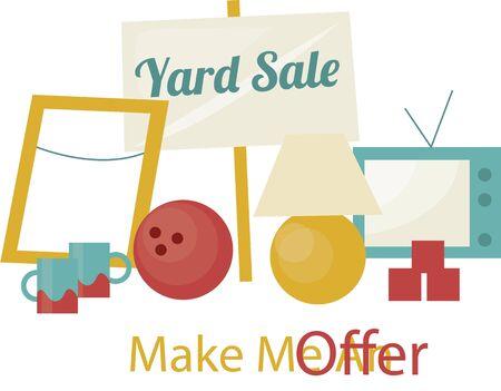 Yardsale is de snelste en eenvoudigste manier om dingen te kopen en te verkopen met je vrienden en buren