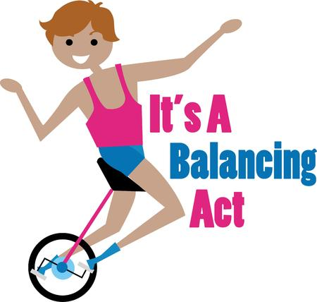Step with care and great tact ,and remember that Life's a Great Balancing Act.