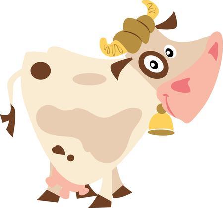 cow bells: